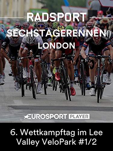 Radsport: Sechstagerennen in London - 6. Wettkampftag im Lee Valley VeloPark