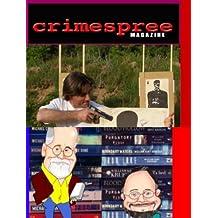Crimespree Magazine #7 and 8 (English Edition)