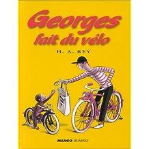Georges fait du vélo