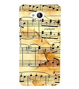 Fun Music Designer Back Case Cover for Microsoft Lumia 650