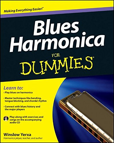 Blues Harmonica For Dummies