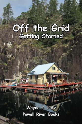 Off the Grid - Getting Started - Remote-solar-panel