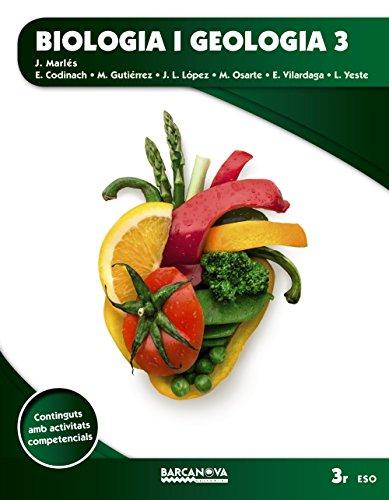Projecte Zèfir. Biologia i geologia 3r ESO. Llibre de l ' alumne (Materials Educatius - Eso - Ciències De La Naturalesa) - 9788448936426 (Arrels)