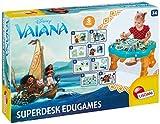 Lisciani Giochi 56613 - Vaiana Superdesk Edugames