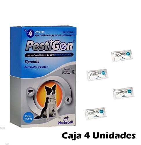caja-4-pipetas-pestigon-pipetas-anti-pulgasgarrapatas-spot-on-perros-10-20-kg-antipulgas