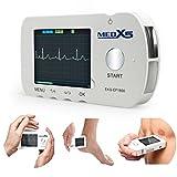 MedX5 Herzfrequenzmesser (Notfall) EKG für Privat und Praxen