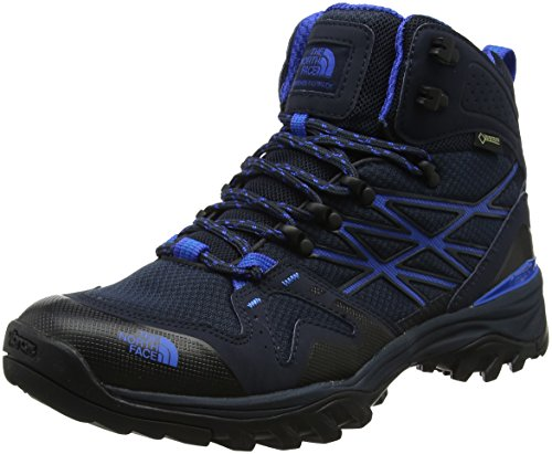 THE NORTH FACE Herren M Hh FP Mid GTX (eu) Trekking- & Wanderstiefel, Blau (Urban Navy/Turkish Sea 1Sb), 43