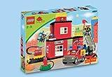 Lego Duplo 4664 - Ville Feuerwehr-Hauptquartier