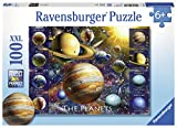 Ravensburger 10853 - Fahrzeuge in der Stadt, 100 Teile XXL Puzzle
