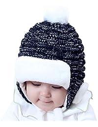 Amazon.it  paraorecchie bambino - Berretti e cappellini   Accessori ... 4c3636a622ff