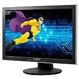 Hyundai Bildschirm PC 22  N220w N220wd LCD TFT 2x VGA DVI Audio Vesa Widescreen