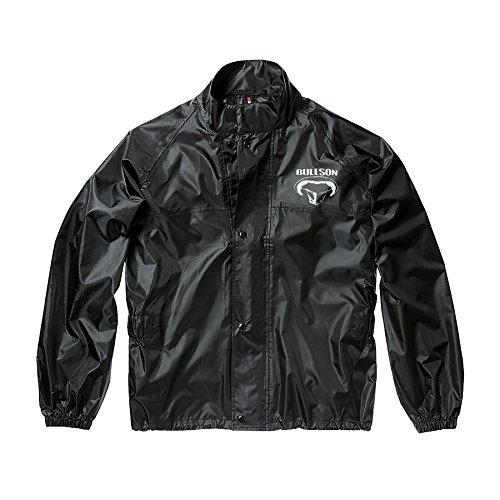 Hein Gericke Basic II Regenjacke schwarz XL - Motorrad Regenbekleidung
