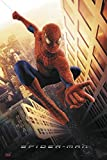 Close Up Spider-Man Regular Poster (68,5cm x 101,5cm) + Ü-Poster