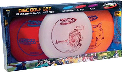 Innova DX Disc Golf Set (3-disc) (Farben können variieren)