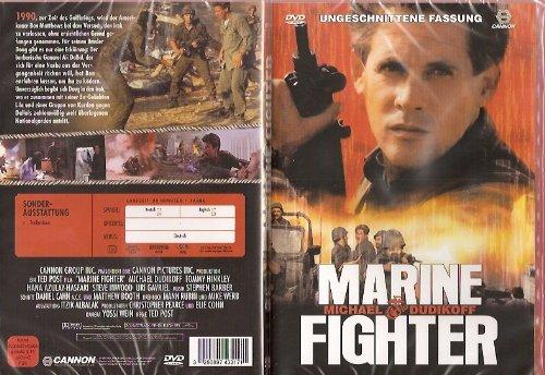 [A] Gebraucht: MARINE FIGHTER - Michael Dudikoff,DVD,UNCUT,DEUTSCH - DVD Canon Marine