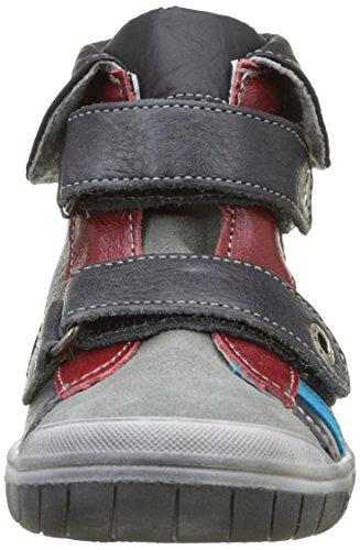 babybotte Jungen Artitag Hohe Sneakers Grau - Gris (441 Gris)