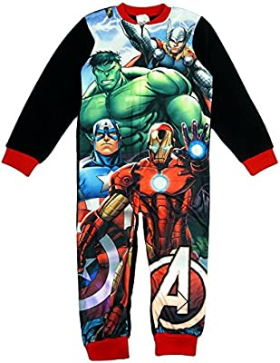The Avengers - Pijama de una pieza - para niño
