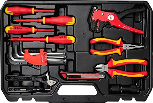Yato yt-39009 – 68pcs-Set Elektriker - 3