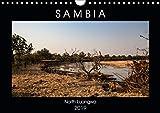 """Sambia """"Das wirkliche Afrika"""" (Wandkalender 2019 DIN A4 quer): North Luangwa ein wildes Naturerlebnis. (Monatskalender, 14 Seiten ) (CALVENDO Natur) - Udo Quentin"""