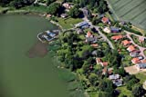 MF Matthias Friedel - Luftbildfotografie Luftbild von An de Laak in Passade (Plön), aufgenommen am 28.06.10 um 15:49 Uhr, Bildnummer: 5571-40, Auflösung: 6048x4032px = 24MP - Fotoabzug 50x75cm