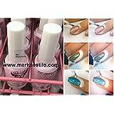 12ml Peel Off Latex uñas Esmalte Básico Nail Art Protector piel palisade