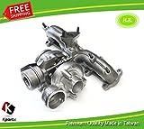 Transporter T51.9TDI BRR BRS Turbo Ladegerät 62/75kW 84/102bhp 03g253016F DPF