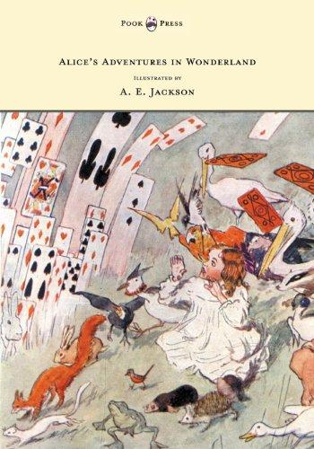 Libros Descargar Alice's Adventures in Wonderland - Illustrated by T. H. Robinson & C. Pears Documento PDF