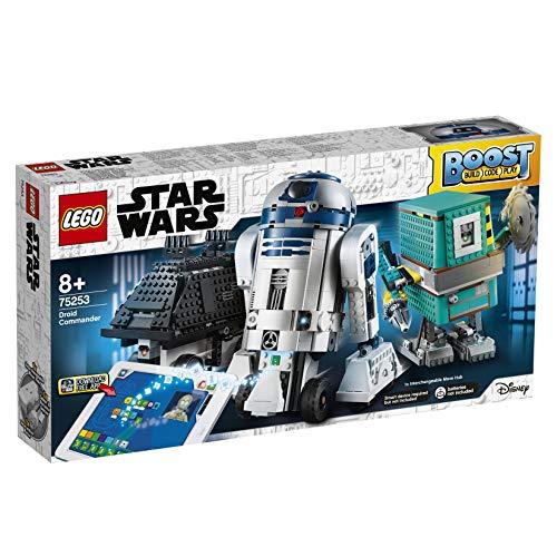 Contrôlés Des R2 Pour Lego De D2exclusif ApplicationInclus Enfants 3 Commandant Robots Par Wars Boost DroïdesJeu Star Construction À Avec OPZikuX