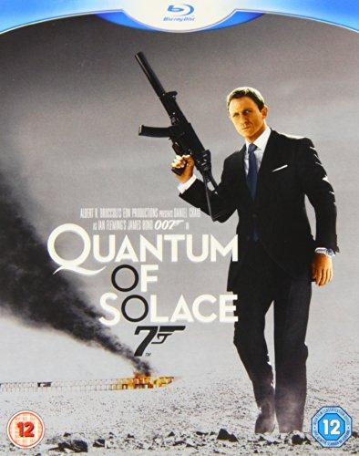 Quantum Of Solace [Blu-ray] [UK Import]