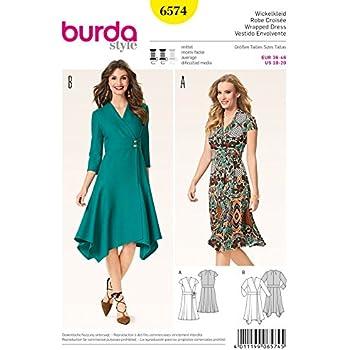98d40bc5ea0 Burda schnittmuster kleid 6829 – Modische Kleider von 2018-2019