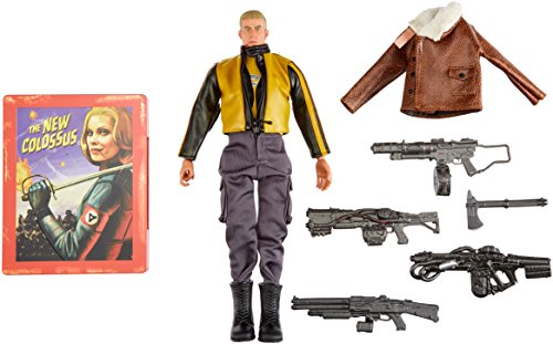 Wolfenstein II: The New Colossus - Collectors Edition - [PlayStation 4] -