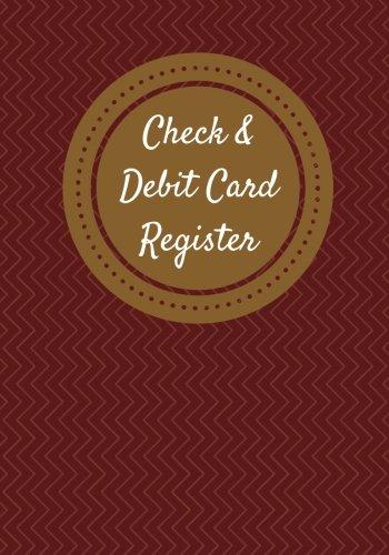 pdf download check debit card register bonus notes area read