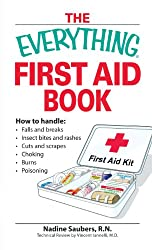 The Everything First Aid Book