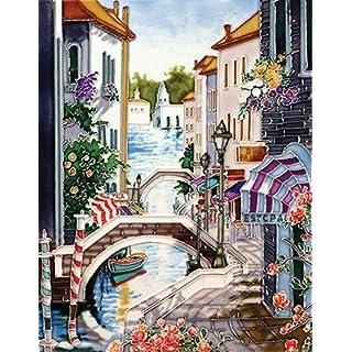 Bridges of Venice Benaya Art Ceramic Wall Tile