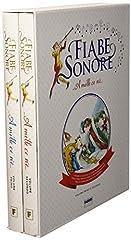 Idea Regalo - Fiabe sonore. A mille ce n'è... Le storie più belle da leggere e ascolatre. Ediz. a colori. Con 4 CD-Audio [Due volumi indivisibili]