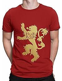 Silly Punter Game Of Thrones Hear Me Roar Men's Cotton Tshirt