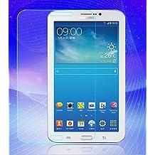 InShang Galaxy Tab 3 Lite 7.0 inch T110 T111 Protector de la Pantalla de Cristal Templado, Super resistente al impacto Protectora de pantalla ultra-claro de alta sensibilidad, Tempered Glass Screen protector
