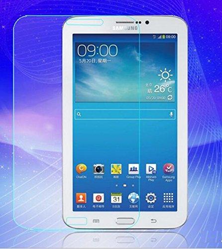 InShang Galaxy Tab 3 Lite 7.0 inch T110 T111 Pellicola protettiva vetro temperato, Super resistente agli urti, ultra-trasparente film protezione dello schermo di alta sensibilità, tempered Screen Prot Transparent
