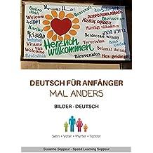 Deutsch für Anfänger mal anders: Bilder - Deutsch