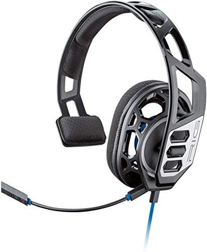 Plantronics RIG 100HS Gaming Headset mit Mikrofon und offener Ohr, volle Reichweite Chat für PlayStation 4 (PS4), Camouflage Arctic Camo (keine Einzelhandelsverpackung) Arctic Camouflage