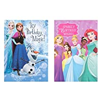 Hallmark Disney Princess Cards