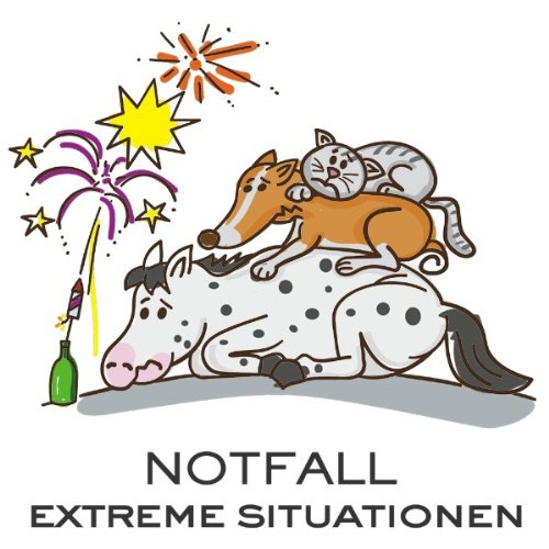 Sunasar Bachblüten Globuli für Tiere, Edis Pets Notfall – Extreme Situationen, 20 g