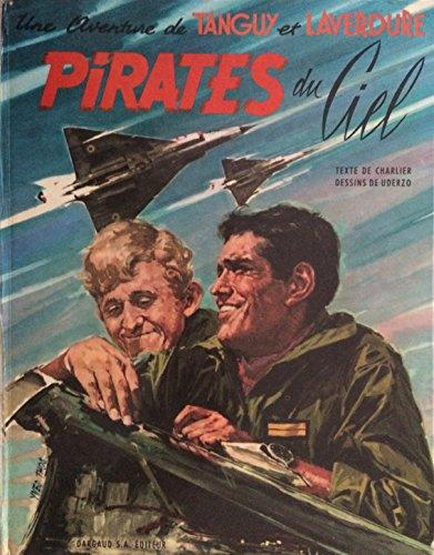 Tanguy et Laverdure, tome 8 : Pirates du ciel
