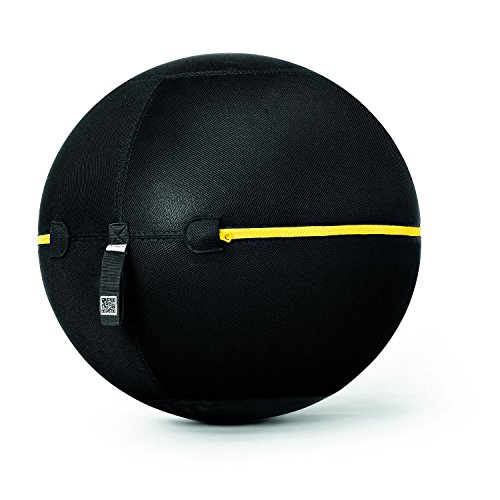 Technogym Wellness Ball-Active Sitting, Schwarz, M, A0000639-BLK