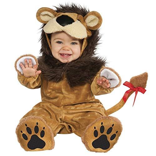 Rubies - Disfraz de león para niños, talla bebé 1-2 años (Rubies...