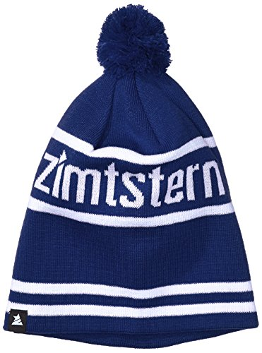 Zimtstern Beanie Lost, Ultra Marine/White, One Size, 4533281553910