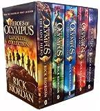 Heroes of Olympus Box