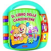Fisher-Price CDH49 Il Libro Delle Canzoncine Liederbuch preisvergleich bei kleinkindspielzeugpreise.eu