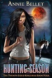 Hunting Season (The Twenty-Sided Sorceress Book 4) (English Edition)