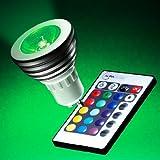 AURAGLOW RGB 4W LED Lampe